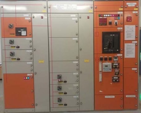Switchgear testing and commissioning electrical Switchboard
